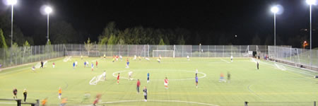 JD Fives 5 a side football in Andover - brand new 3G pitch